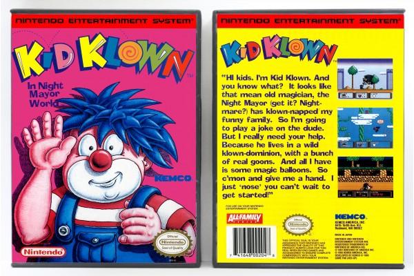 Kid Klown in Night Mayor World