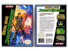 Metal Gear: Snake's Revenge