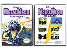 Metal Mech: Man & Machine