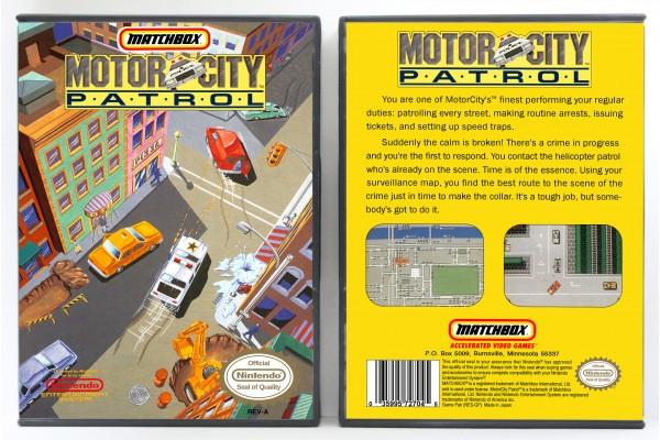 Motor City Patrol