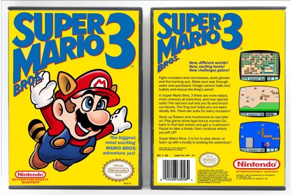 Super Mario Bros. 3 (Left Bros. Variant)
