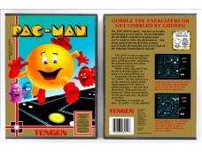Pac-Man (Tengen, Gold Box)