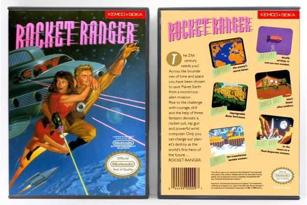 Rocket Ranger