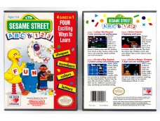 Sesame Street: 123 (Astro Grove and Ernie's Magic Shapes)