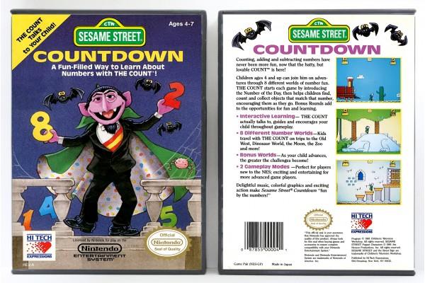 Sesame Street: Countdown