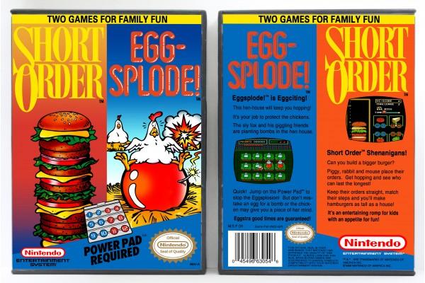 Short Order / Egg-Splode