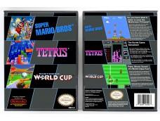 Super Mario Bros. / Tetris / Nintendo World Cup