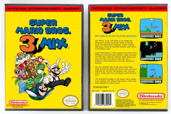 Super Mario Bros. 3-Mix
