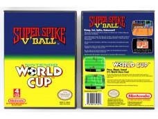 Super Spike V'Ball / Nintendo World Cup