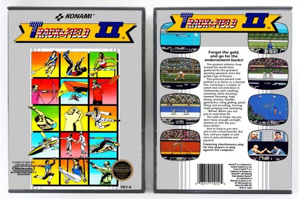 Track & Field II