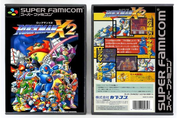 Rockman X2