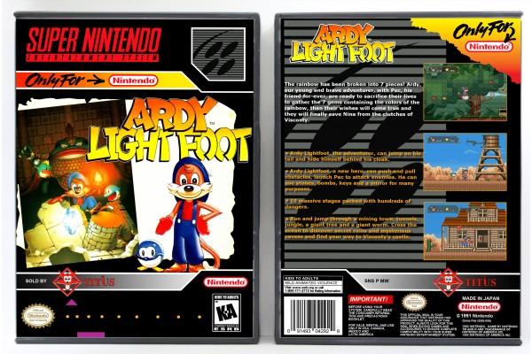 Ardy Lightfoot