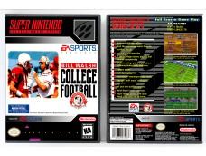 Bill Walsh: College Football