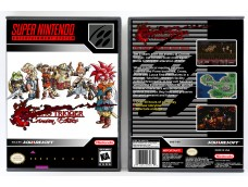 Chrono Trigger: Crimson Echoes (Romhack)