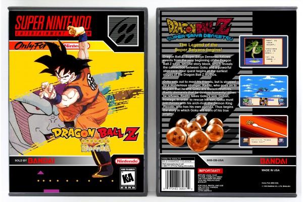 Dragon Ball Z: Super Saiya Densetsu (Repro v1)