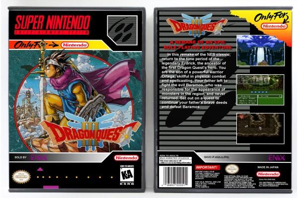 Dragon Quest III (English v1)