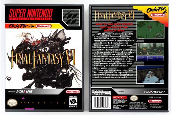 Final Fantasy VI (Alternate Art)