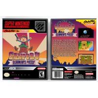 Ganpuru: Gunman's Proof (v2 - Color Spine)