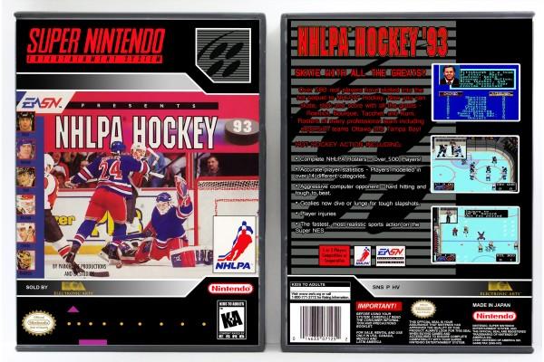 ESPN Presents: NHLPA Hockey 93