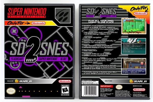 SD2SNES