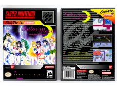 Sailor Moon: Another Story (English Repro)