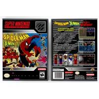 Spider-Man and X-Men: Arcade's Revenge