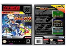Super Baseball Simulator 1000