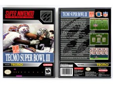 Tecmo Super Bowl III: The Final Edition