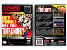 Hey Punk! Are You Tuff E Nuff?