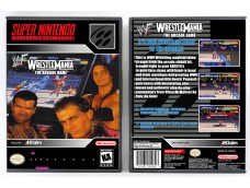 WWF Wrestlemania: The Arcade Games