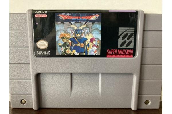 Dragon Quest I & II (English Translation)