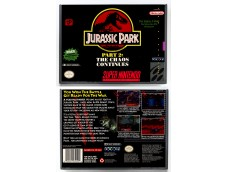 Jurassic Park Part 2: The Chaos Continues
