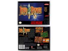 Lord of the Rings: Volume One