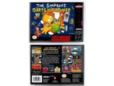 Simpsons, The: Bart's Nightmare
