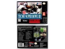 Tecmo Super Bowl III: The Final Edition